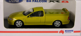 1:43 Biante BA Falcon XR8 Ute Acid Rush