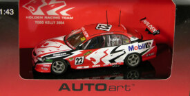 1:43 Biante HRT VY 2004 Todd Kelly