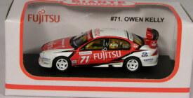 1:64 Biante Fujitsu 2004 AU Owen Kelly