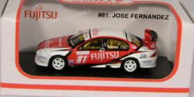 1:64 Biante Fujitsu 2004 Jose Fernandez