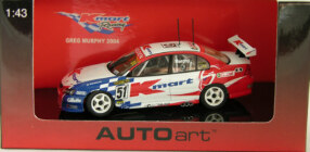 1:43 Biante Kmart VY Commodore Greg Murphy 2004