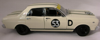 1:18 Classic Carlectable 18084 Geoghegan Bros 1967 Bathurst  2nd Place