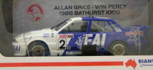 1:18 Biante 1988 Bathurst Holden VL Grice / Percy