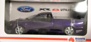 1:18 Biante Ford BA Falcon XR8 Ute - Phantom