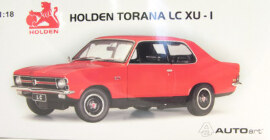 1:18 Biante LC Torana XU-1 Rally Red