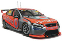 1:18 Classic Carlectable 18387 2009 Craig Lowndes