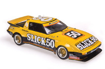 1:18 Biante Mazda RX7 McLEOD 1983 Enduro Chanpionship winner (only 600 made) Few remaining