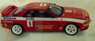 1:18 Biante Nissan Skyline GTR - Skaife/Richards 1992 Bathurst winner With decals cert signed by both drivers
