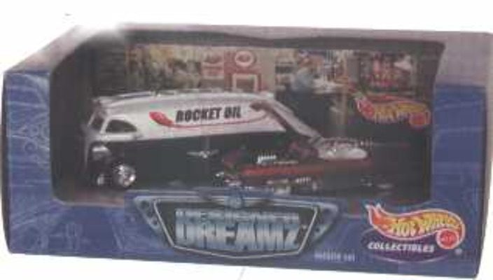 HW Designer Dreamz 1set 1:64