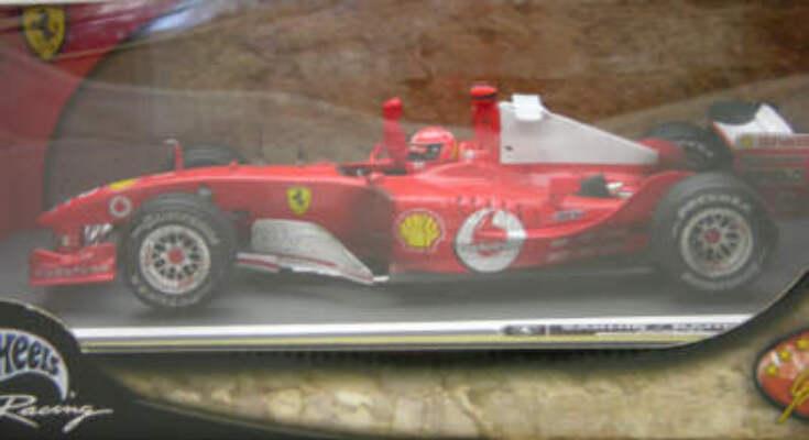 HW 1:18 Ferrari F1 Sakhir - Bahrain