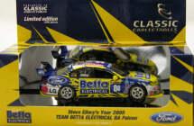 1:43 Classic Carlectables 2088-0 Steve Ellery 2005 Betta BA Falcon