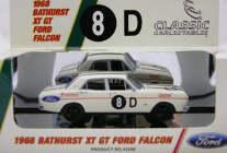 1:43 Classic Carlectables 43568 1968 Bathurst XT GT Falcon 8D