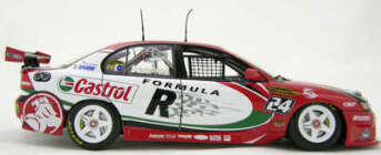 1:18 Classic Carlectable 18169 Paul Dumbrell 2005 Team Perkins Racing VY Holden