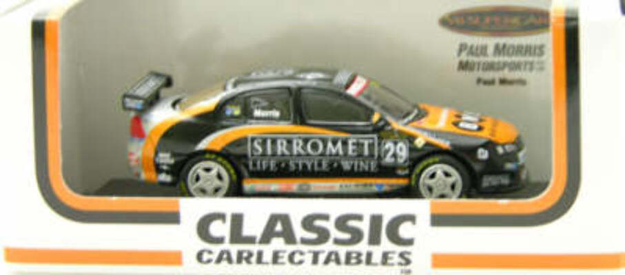 1:64 Classic Carlectables 64075 Paul Morris VY Commodore sirromett