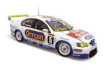 1:18 Classic Carlectable 18379 FORD Mark Winterbottom Bahrain car