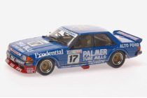 1:18 Biante Dick Johnson - French Ford XE Falcon Bathurst 1982 Red Roo