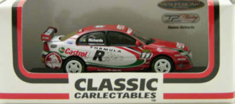 1:64 Classic Carlectables 64073 Steven Richards VY Commodore