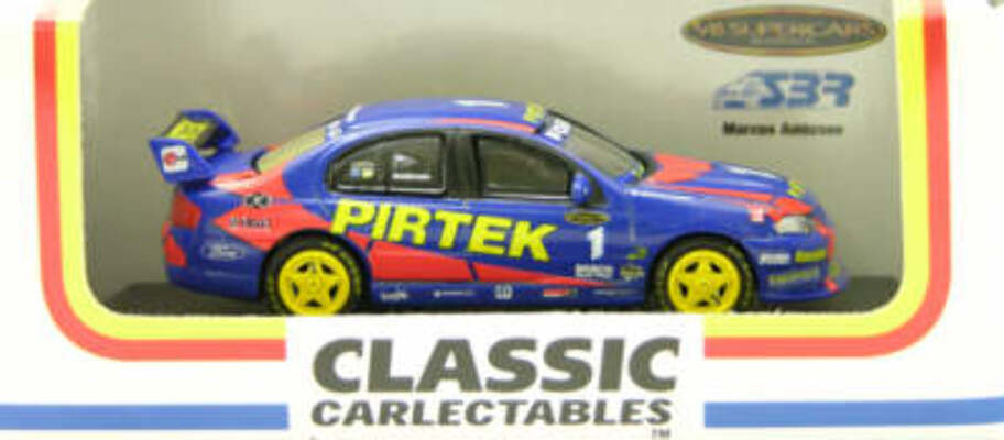 1:64 Classic Carlectables 64086 Marcos Ambrose Ford BA Falcon 2005
