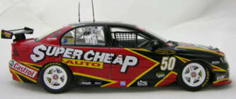 1:18 Classic Carlectable 18180 Paul Weel 2005 SCAR VZ Commodore
