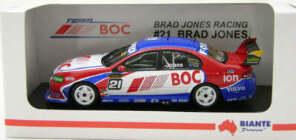 1:43 Biante Team BOC 2005 BA Falcon Brad Jones