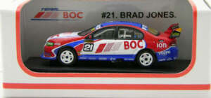1:64 Biante Team BOC 2005 BA Falcon Brad Jones