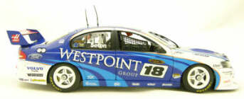 1:18 Classic Carlectable 18178 2005 SETON DJR (westpoint)(Wanted)