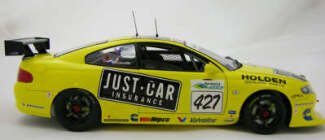 1:18 Classic Carlectable 18187 427 Monaro Bathurst 24hr 2nd Place 2003
