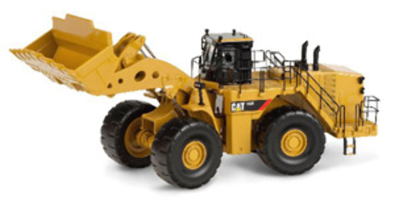 CAT 1:50 55229 993K Wheel Loader