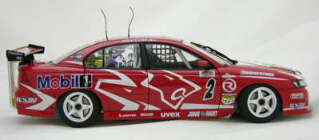 1:18 Biante Holden VY Commodore Mark Skafe / Todd Kelly 2005 Bathurst Winner