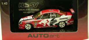 1:43 Biante HSV Dealers Team Rick Kelly No15 VZ 2005