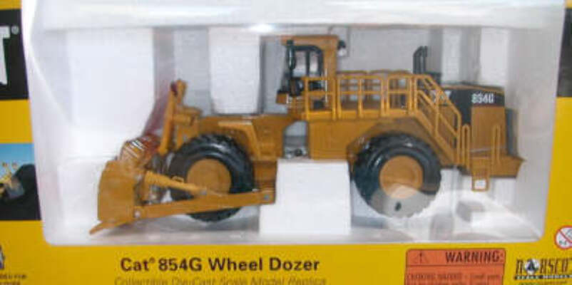 CAT 1:50  55159 854G Wheel Dozer