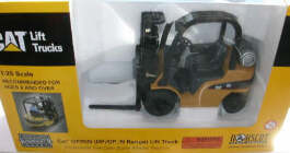 CAT 1:25 GP25N Lift Truck