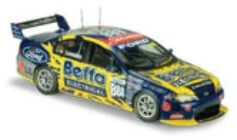 1:18 Classic Carlectable 18233 C Lowndes Championship Runner Up