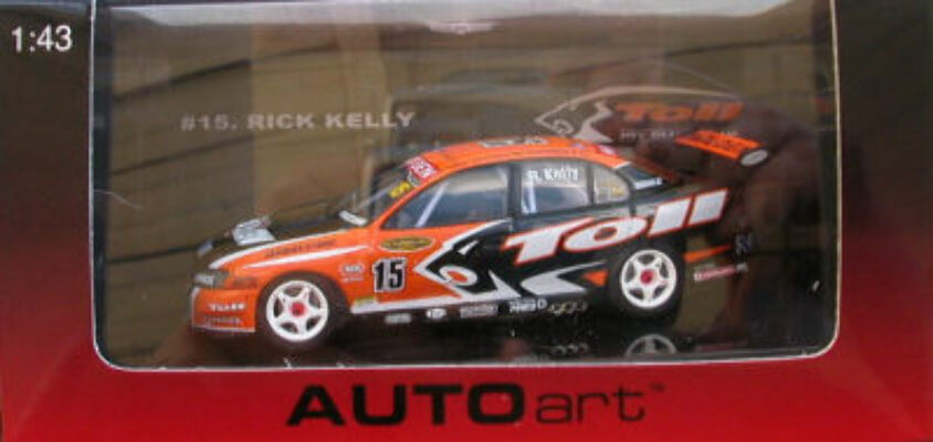 1:43 Biante 2006 R Kelly VZ TOLL HSVDT Chamionship car 60665