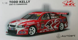 1:18 Biante T Kelly VZ 2006 HRT No22