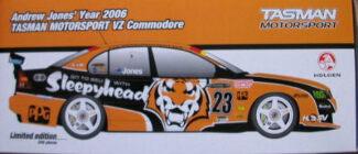 1:18 Classic Carlectable 18252 Tasman Motorsports A. Jones 2006