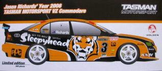 1:18 Classic Carlectable 18251 Tasman Motorsports Richard 2006