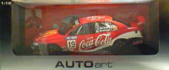 1:18 Biante VT Commodore - Wayne Gardner Coca Cola