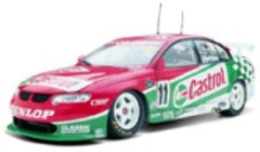 1:18 Classic Carlectable 2002 #11 Richards Commodore