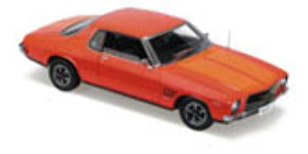 1:18 18213 HQ Monaro Coupe Tangerine