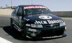 1:18 Classic Carlectable 18274 Jack Daniels 2006 Bathurst