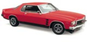 1:18 Classic Carlectable 18215 HJ GTS Coupe Mandarin Red