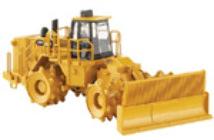 1:50 CAT 836H Compactor 55205