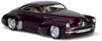 1:18 Classic Carlectable 18221 Efijy Holden concept car - paint flaws
