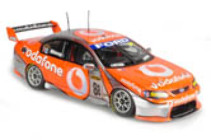 1:18 Classic Carlectable 18282 2007 Jamie Whincup