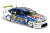 1:18 Classic Carlectable 18283 2007 Winterbottom