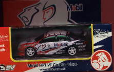 1:43 Classic Carlectables 1002 VT Holden Commodore Holden Racing Team 'Mobil' M.Skaife No.2