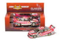 1:43 Classic Carlectables  2001-8 2009 ATTC Championship car Whincup