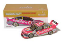 1:18 Classic Carlectable 2009 Championship winning car Jamie Whincup 18420