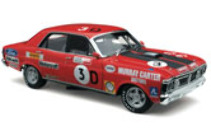 1:18 Classic Carlectable 18407 Ford XY Falcon PH111 GT HO 1972 Bathurst car